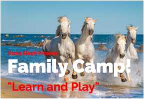 "Dance Alive® offers ""Family Camp"" Workshop (3 hr Workshop)"
