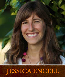THE MAGIC OF HUMAN CONNECTION Presented by Jessica Encell